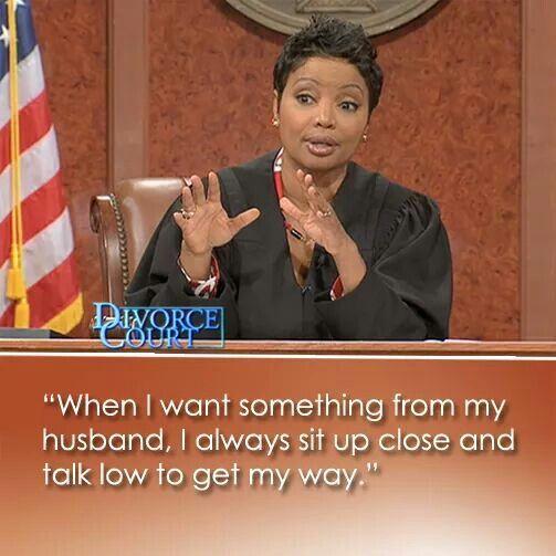 Divorce Court Records: 28 Best Judge Lynn Quotes! Images On Pinterest
