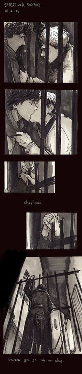 Literally what I prayed would happen in this episode. This is beautiful. Bless whoever drew it!