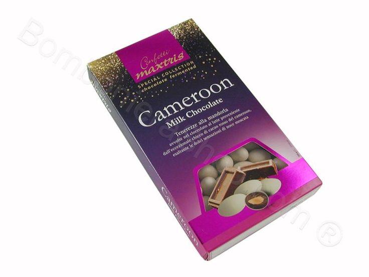 Confetti Cameroon linea benessere maxtris - Senza Glutine