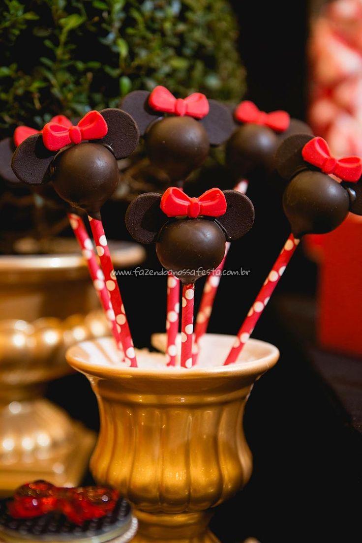Minnie 2 Festa Minnie Vermelha da Maria Clara