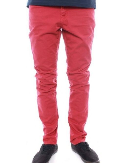 Carhartt Riot Pant - Deep Red (Wichita)  £ 39.95
