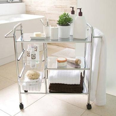 25 best ideas about bathroom trolleys on pinterest diy. Black Bedroom Furniture Sets. Home Design Ideas