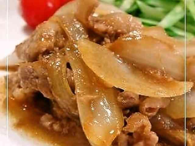玉ねぎも一緒に✿豚の生姜焼✿ by みどふぁどベシ
