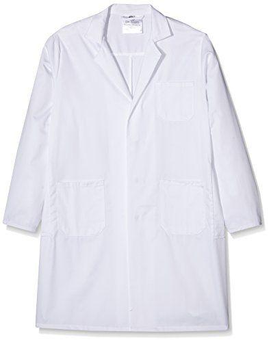 Cheap Student Lab Kit - Dr. James Unisex White Polycotton Lab Coat amp Anti-Scratch Safety Glasses deals week