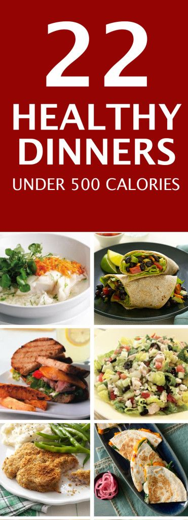 Healthy Meals for Two : 22 Dinner Recipes Under 500 Calories - Fit Vivo