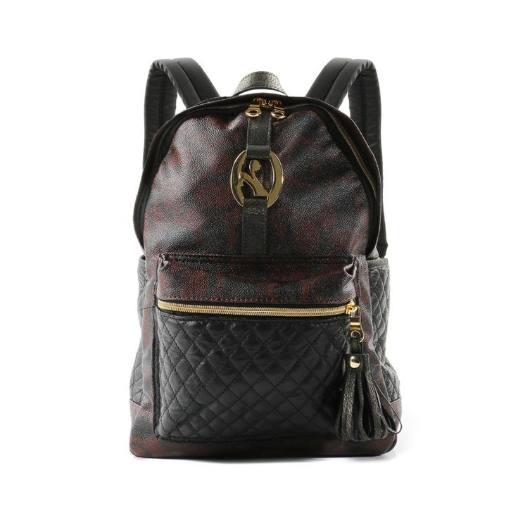 #OROBIANCO #GOLDPACK PL #Black #Backpack – WEB EXCLUSIVE!!!  Materials: #Italian pvc canvas, Italian nylon (straps), #leather tanned in #Italy. Sizes: 36 x 24 x 12. Each Orobianco bag is entirely MADE IN ITALY with thorough care for details, respect for handicraft traditions and skillful use of technology so as to ensure that the final product is unique and excellent. Colors: Orobianco Logo #brown and black. Black leather.