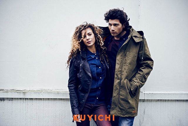 Sustainable denim clothes by kuyichi