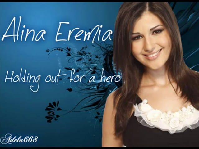 Alina Eremia Langa Eroul Meu © COPYRIGHT 2016 Lucaci Florentin Interpret ( Singer ) & Text Alina Eremia