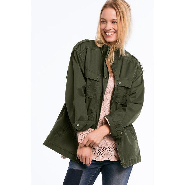 Куртка в стиле милитари, 100% хлопка