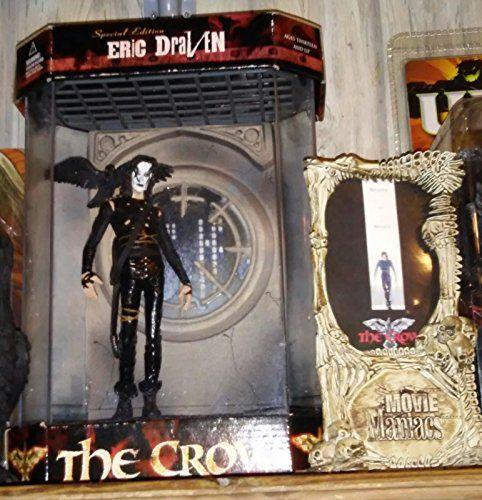 THE CROW movie Fishtank Figure set Movie Maniacs McFarlane toys @ niftywarehouse.com #NiftyWarehouse #TheCrow #Crow #Movie #Film #Cult #CultMovies #CultFilms