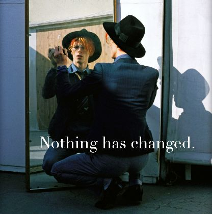 Disparition de David Bowie !