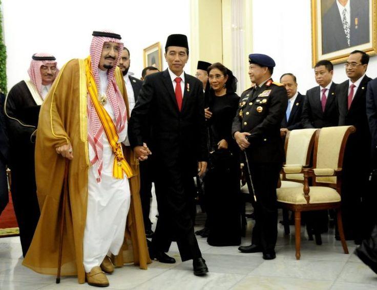 Cerita di Balik Kunjungan Raja Salman – JakartaGreater