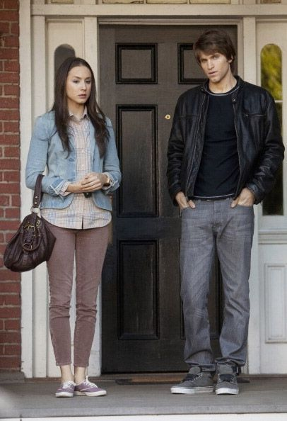 Spencer Hastings and Toby Cavanaugh Pretty Little Liars Season 1 Episode 17 The New Normal