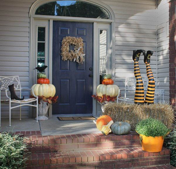 the 25 best witch legs ideas on pinterest diy halloween witch witch decorations