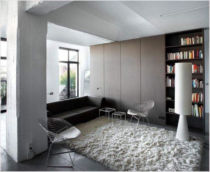 Lovely White Shag Rug To Enhance The Comfort And Beauty Of Any Rooms   Http: Part 48
