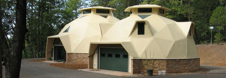 Imagine a home for under $20,000 that's tornado, hurricane, earthquake and termite proof & cuts your cooling & heating costs by more than 50%. I SO want a dome.
