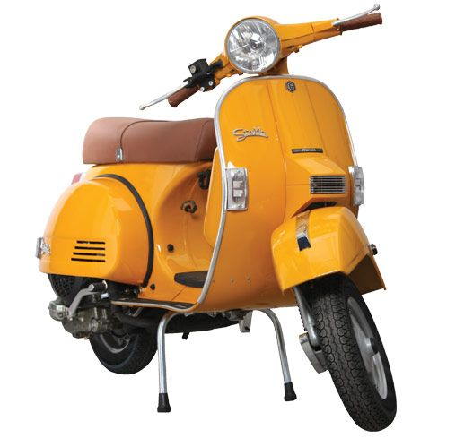 Stella Manual Scooter   Genuine Scooters