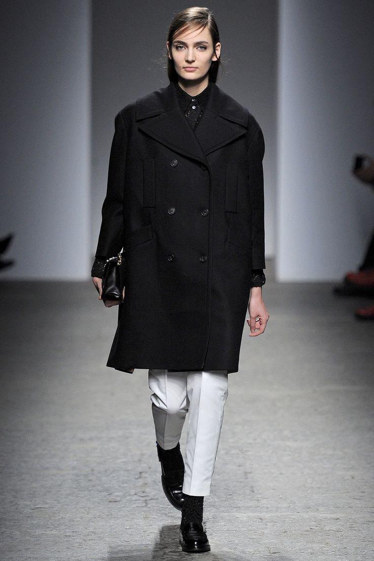 No. 21 Fall 2013 Ready-to-Wear Fashion Show - Zuzanna Bijoch
