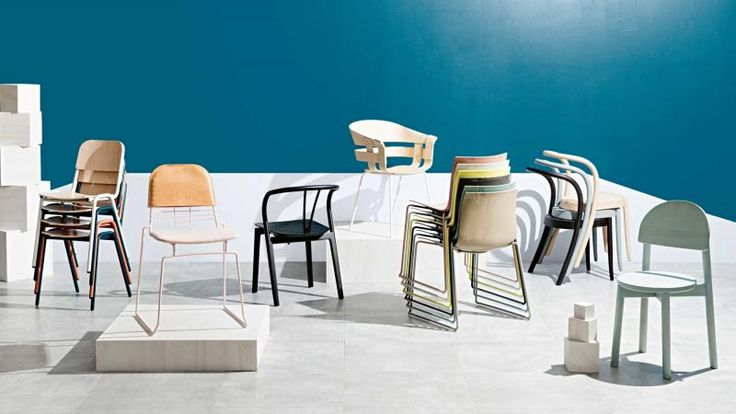 best buys: stacking chairs.