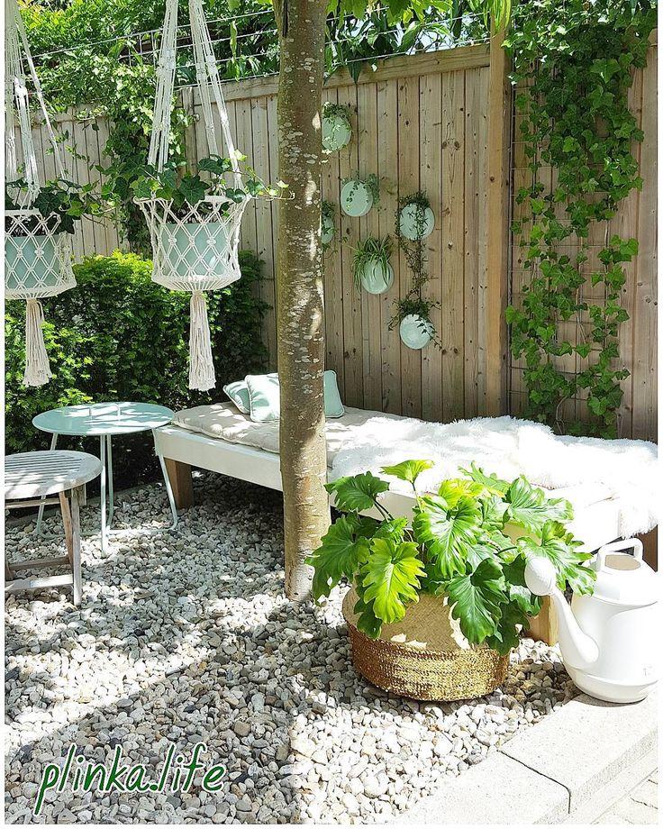 25 beste idee n over muur tuinen op pinterest sappige muur tuinen sappige plamtenpotten en - Tuin grind decoratief ...