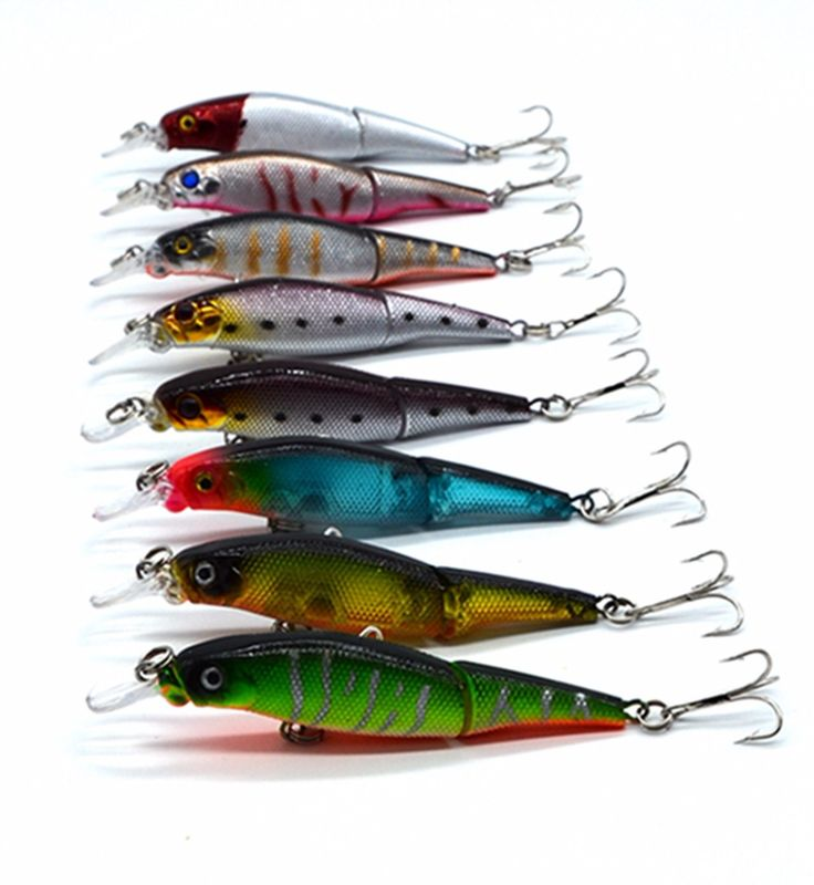 9.2cm/3.6in 7.6g/0.27oz Fishing Lures 9.2cm/7.5g fishing tackle 8 color Minnow fishing bait 6# Hook hard Bait  Price: US $1.01Discount: 45%Order Now   https://gonefishinonline.co.nz/9-2cm3-6in-7-6g0-27oz-fishing-lures-9-2cm7-5g-fishing-tackle-8-color-minnow-fishing-bait-6-hook-hard-bait/