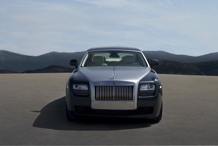 RR Ghost