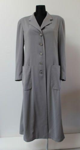 MARITHE-FRANCOIS-girbaud-women-039-s-manteau-taille-it-46-l-uk-14-vintage-de-voyage-costume