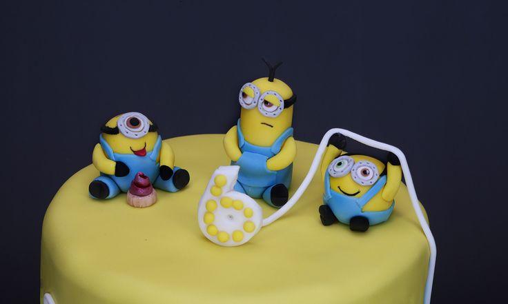 Bob, Kevin, Stuart Minions
