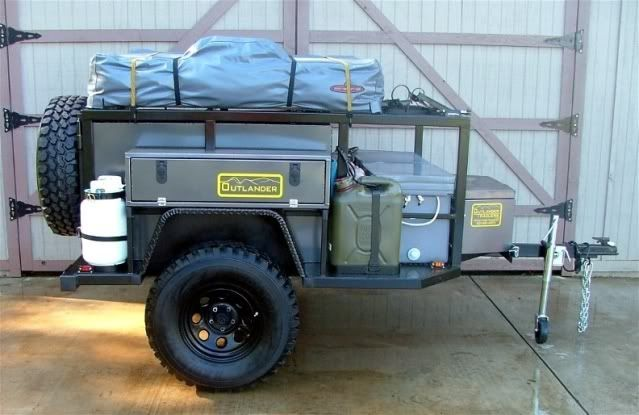 Homemade Off Road Trailers Www Rugertrailers Removable