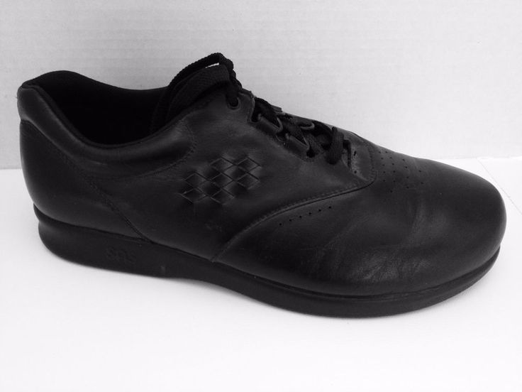 Sas Shoes Mens Size 10 5 Www Free Time Extra Wide Black