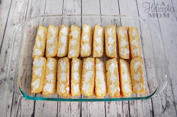 Pineapple Twinkie Delight Recipe on A Helicopter Mom