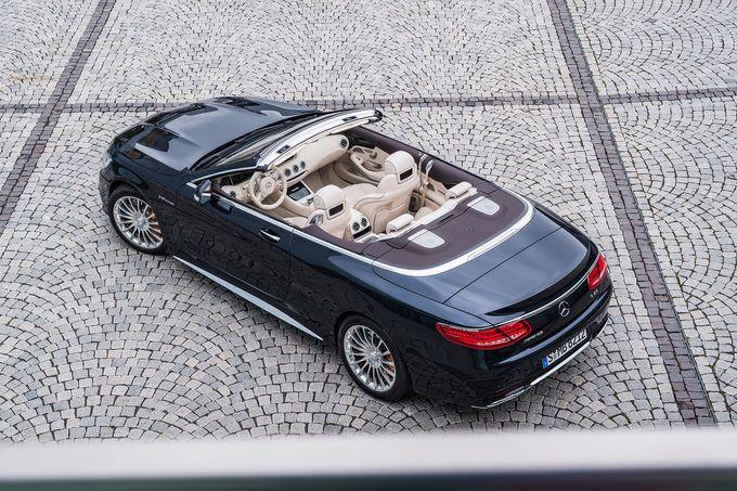 Mercedes S-Klasse Cabrio: Alle Infos und Bilder zum Luxus-Cabrio