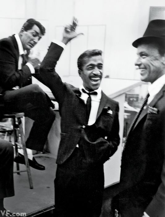 Image result for sammy davis jr. rat pack
