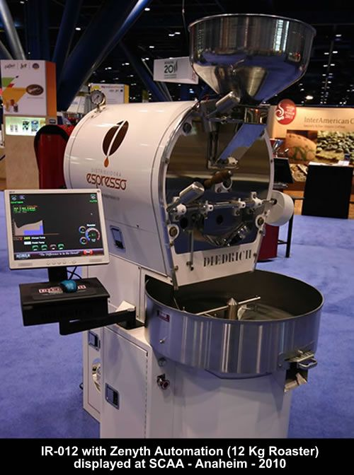 Diedrich Manufacturing, Inc. - Diedrich Coffee Roasters - Coffee Roasting Equipment