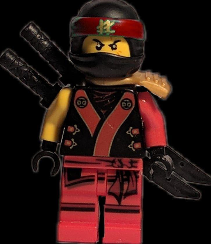 Kai SEASON 9 Custom #Lego #legophotography #legostagram