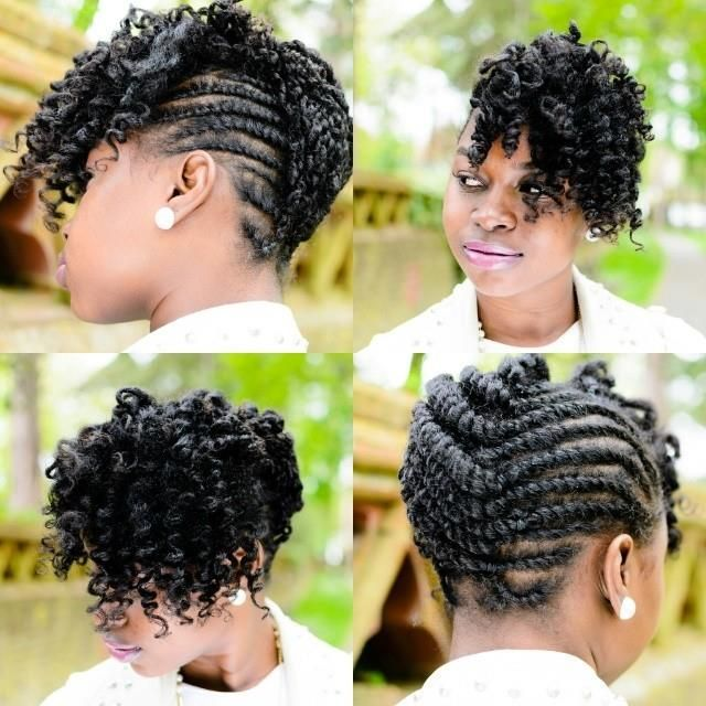 Admirable 1000 Images About Natural Hairstyles On Hairstyles For Men Maxibearus