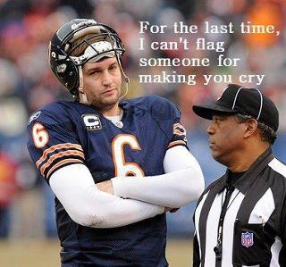 I like you Cutler, but GO PACK.