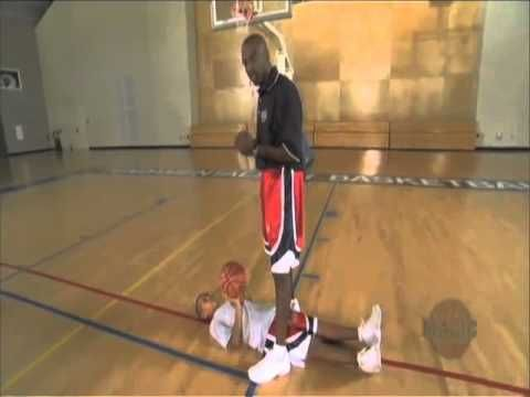 Beginners Basketball Shooting Drill - YouTube