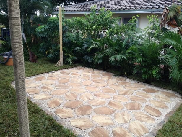 Add Outdoor Living Space With A Diy Paver Patio Stone