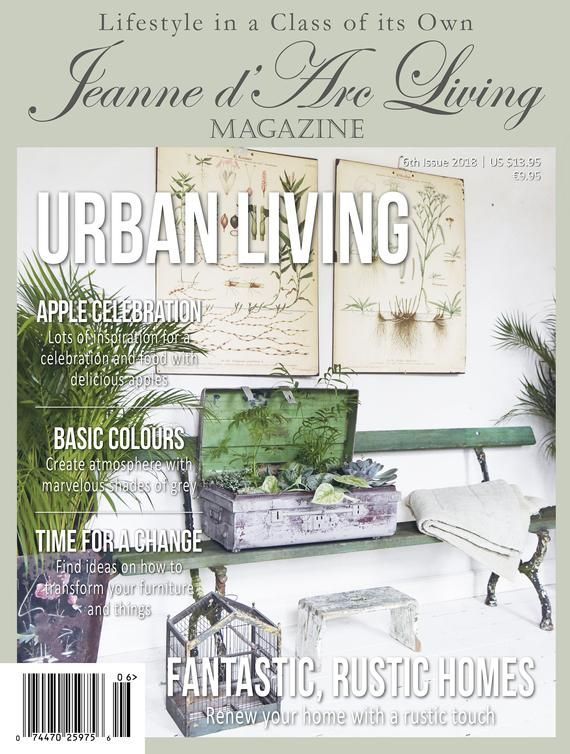 Strange Jeanne D Arc Living Magazine 2018 6Th Issue Embracing Interior Design Ideas Grebswwsoteloinfo
