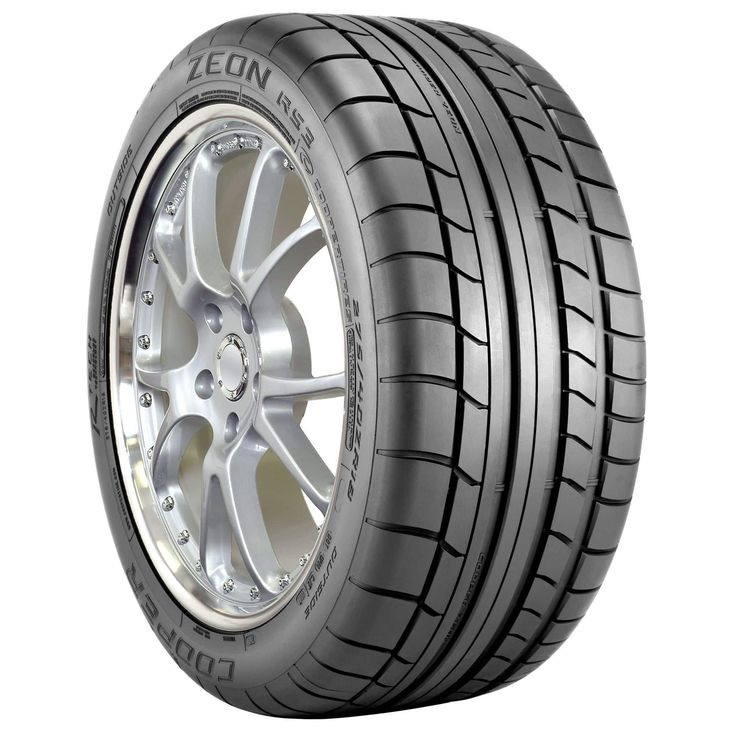 Cooper Zeon RS3-S Summer Performance Tire - 225/45R17 94W