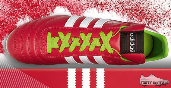 adidas Copa Mundial Limited Editions – Inspired by Brazil - Red  - Jan 2014