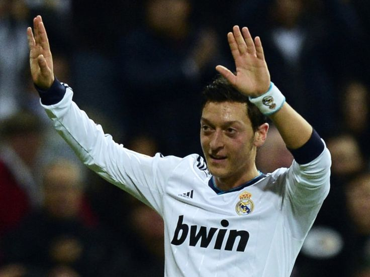 Thank Ozil and Good Luck #ireal