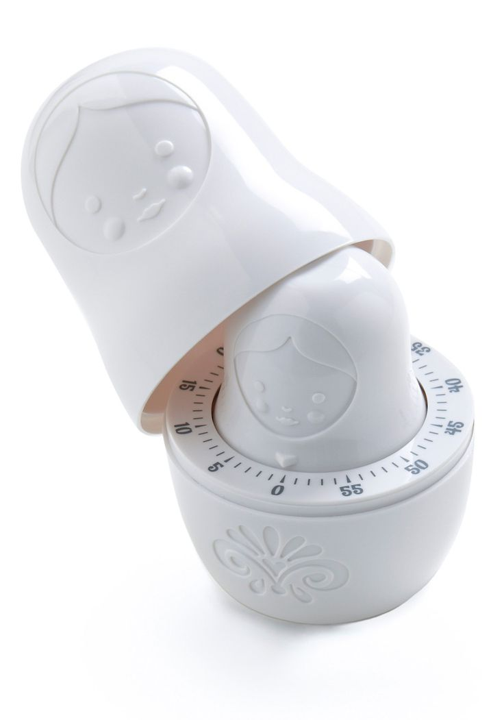Twisting Sisters Kitchen Timer