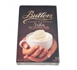 Butler's White Hot Chocolate Drink Cups