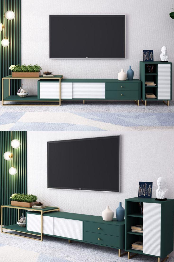 Green Tv Stand Ideas For Living Room Corner Living Room Decor Apartment Living Room Tv Unit Designs Living Room Design Decor