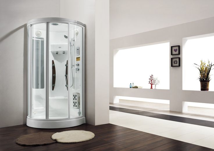 monalisa m 8221 arc shape steam shower cabin european style shower steam massage enclosure luxury