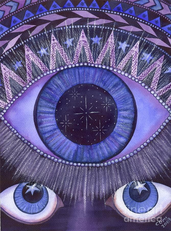 Third Eye Chakra by Catherine G. McElroy