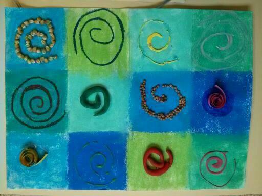 spirale maternelle