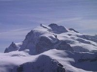 Overview of Dufourspitze